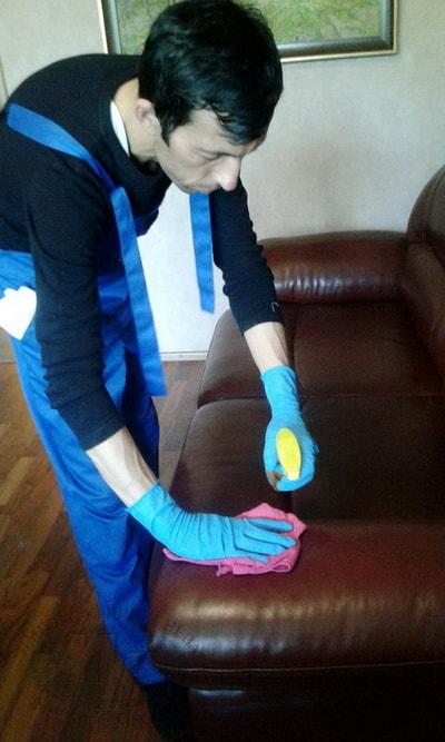 чистка на дому мягкой мебели Электросталь недорого