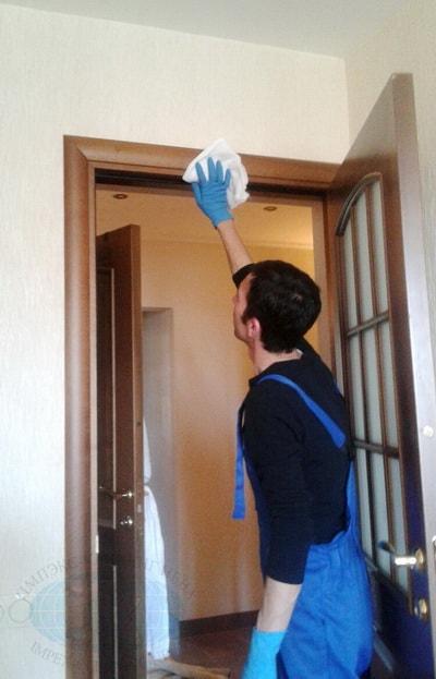 клининг в спб уборка квартир отзывы