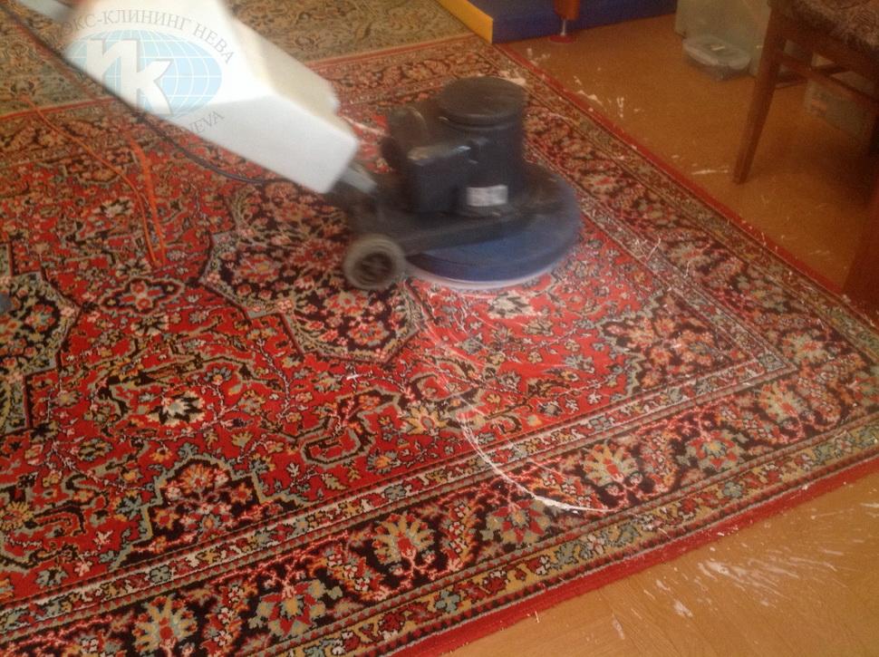 Химчистка ковров дома своими руками 16