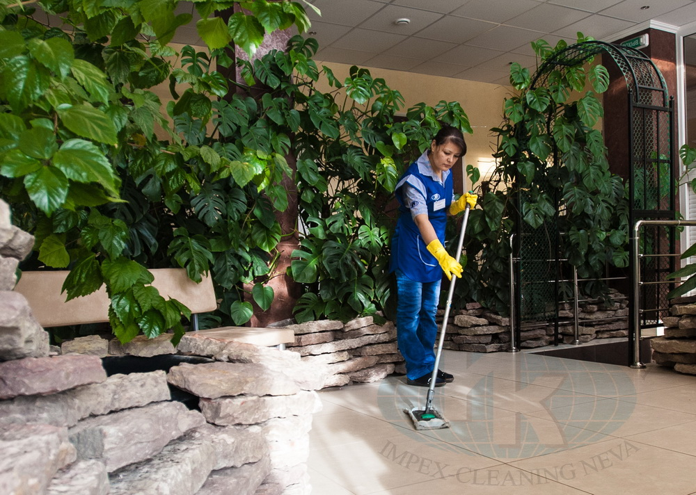 клининг уборка офисных помещений